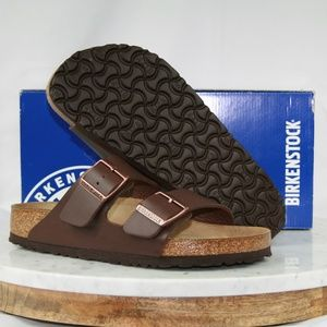 Birkenstock Arizona BS Dark BR Size 6-7 US/ 37 EUR